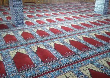 Beyşehir Cami Halı Yıkama